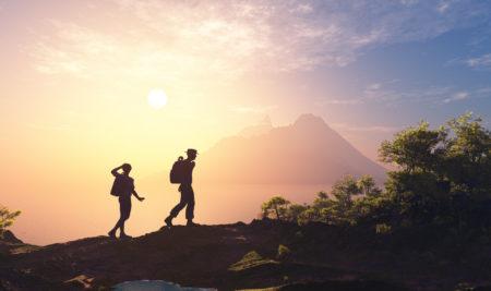 Język hiszpański i wakacje w górach
