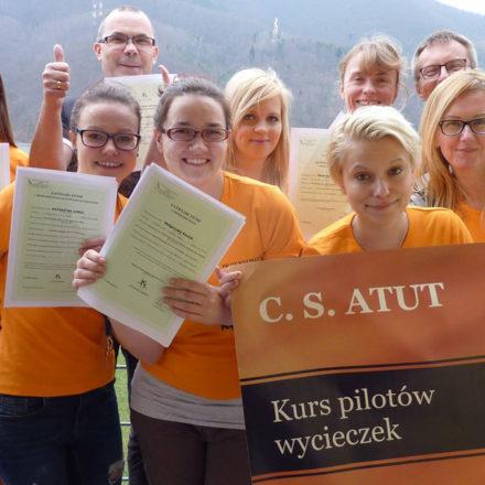 FIRST MINUTE na hybrydowy kurs intensywny pilotów wycieczek w Zakopanem